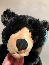 Black Bear Huge 24 inch Long Soft Stuffed Animal Plush Teddy Grizzly GW301001