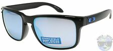 Oakley Holbrook Sunglasses OO9102-C1 Polished Black | PRIZM Deep H2OPolarized