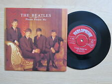 """THE BEATLES Please Please Me UK 7"""" in picture sleeve Parlophone R 4983 1983 Ex+"""