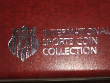 INTERNATIONAL SPORTS 40 Coin Protective HARD case for PROOF SET; FAST S&H