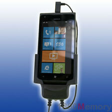 Carcomm Power Cradle for Nokia Lumia 900 Car Charger Kit with Antenna Coupler
