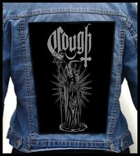 COUGH --- Giant Backpatch Back Patch / Stoner Metal