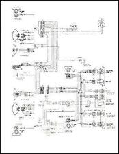 gmc  mid 1975 gmc chevy 7000 7500 conventional wiring diagram 6v 53 diesel heavy 70