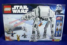 New AT-AT WALKER - STAR WARS Lego 8129 Building Set 8 Minifigures 815 Pc -SEALED