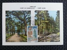 FRANCE MK 1968 TREE FIR FOREST MAXIMUMKARTE CARTE MAXIMUM CARD MC CM c3252