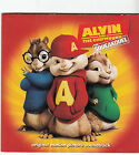 Alvin And The Chipmunks:The Squeakquel-2009-Original Soundtrack-15 Track-CD