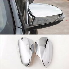 For Toyota Camry 2015 Chrome Side Door Mirror Cover Trim 2pcs (Euro Model only)