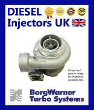 New Original BorgWarner Turbocharger 177273 - John Deere 6081H RE64936 SE502164