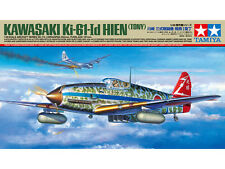 Tamiya 61115 1/48 Scale Fighter Aircraft Model Kit Kawasaki Ki-61-Id Hien (Tony)
