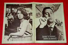 DIFFICULT LIFE 61 ITALIAN LEA MASSARI ALBERTO SORDI DINO RISI EXYU MOVIE PROGRAM