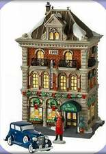 Department 56 Christmas In The City THE PRESCOTT HOTEL Gift Set/3 805536 BNIB