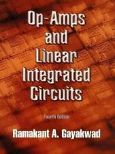 Op-Amps and Linear Integrated Circuits (4th Edition), Ram Gayakwad, Acceptable B
