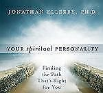 Audiobook Your Spiritual Personality Finding Path Thats Right for You Ellerby CD