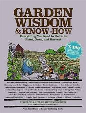 Judy Pray - Garden Wisdom And Know How (2010) - New - Trade Paper (Paperbac