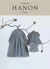 DOLL SEWING BOOK -HANON - . Patterns book for middle blythe,neo blythe,unoa etc.