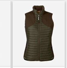 Eddie Bauer W's S W's Microtherm StormDown Vest in Moss.NEW, tags Attached