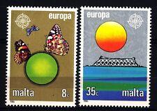 MALTA - 1986 - Europa: la natura e la tutela dell'ambiente.