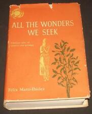 1964 All the Wonders We Seek Felix Marti Ibanez Weird Tales Surprise ProdigyHCDJ