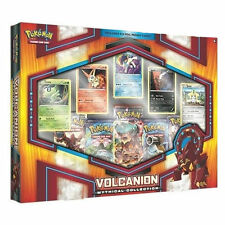 Pokemon Volcanion Mythical Collection Box TCG booster Sun and moon pack