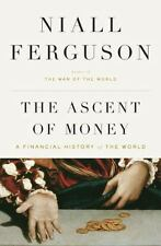 The Ascent of Money: A Financial History of the World-ExLibrary