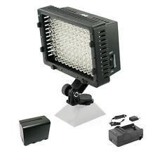 Pro XB-1 LED on camera video light F970 for Sony FX7 V1U Z5U Z7U NX5U camcorder