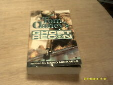 Tom Clancy's Ghost Recon by David Michaels     2008   (r)
