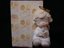 ze Precious Moments-Miniature Nativity Addition-Very Cute Angel