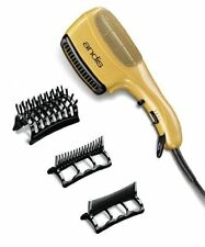 NEW ANDIS Ceramic Ionic Styler Hair Blow Dryer Straight Curl Comb Brush 2DAY SHP