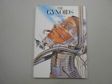 SIGNED The Gynoids by Hajime Sorayama! (1993, Treville) limited first! #165!