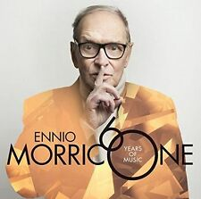 ENNIO MORRICONE '60 YEARS OF MUSIC' Double VINYL LP (2016)