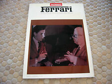 FERRARI OFFICIAL FACTORY ISSUED MAGAZINE ROSSO #5 BROCHURE 1991