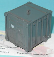 DTF092 - Container peint pour Berliet porte-container Dinky Toys 34B