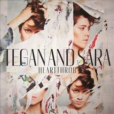 NEW Heartthrob by Tegan And Sara CD (CD) Free P&H