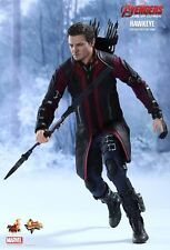 HOT TOYS 1/6 MARVEL AVENGERS MMS289 HAWKEYE CLINT BARTON MASTERPIECE FIGURE