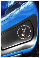24x36 1970 Plymouth Road Runner Superbird Photo Print Mancave Art 426 HEMI 440