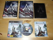 PLAYSTATION 3 GAME   ASSASSIN'S CREED lll (3) Join Of Die     *FREE UK P&P*