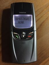 Nokia 8850 LIBRE/ Defectos /Unlocked ORIGINAL Made IN FINLAND. NSM-2NX