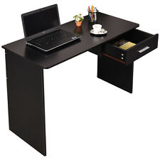 Wood Computer Desk Laptop PC Table Workstation Study Home Office Furniture New
