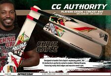 Spartan CG (Chris Gayle) Authority English Willow Cricket Bat