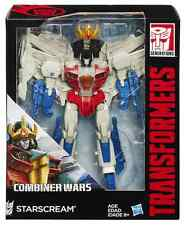 New~ Hasbro Transformers Classic 4.0 IDW leader level Starscream boxed with Cr
