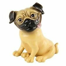 LITTLE PAWS From Arora - Podge the Pug figurine