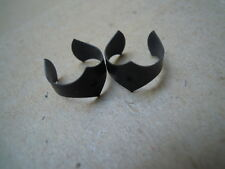 CAMPAGNOLO SPRING CLIPS PAIR  RECORD HUBS NEW OLD-STOCK  FASCETTE MOZZO RECORD