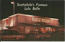 ag(E) Scottsdale, AZ: The Lulu Belle, showing Vintage Cars