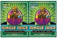 Jungle juice CROISSANCE A&B 1L advanced nutrients hydroponics