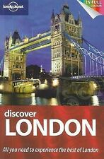 Discover London: City Guide (Lonely Planet Discover Guides) Masters, Tom Very Go