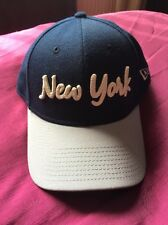 New Era NEW YORK Cap BNWOT Small-Medium Blue And Grey