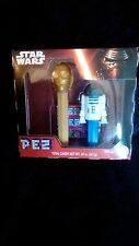 Star Wars Pez 2 Pack C3PO and R2D2