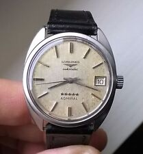 Orologio Longines Admiral vintage Swiss made automatico cal.431