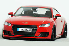 "1 18  ""MK3 (8S) AUDI TT TFSi QUATTRO Coupé"" (Tango Red) MODIFIED TUNING UMBAU RS"