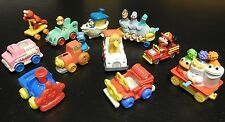 lot McDonalds Arco Playschool Burger King Disney Muppets Mickey Donald die cast